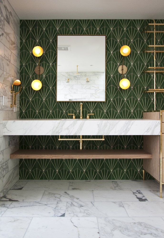 Art Deco of Bathroom   M2 Exclusive Design   M2 Exclusive 室內設計 ...